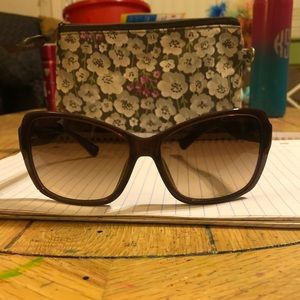 New Coach sunglasses 😎